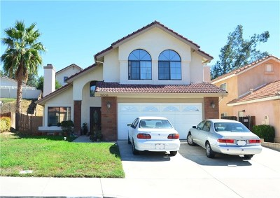Murrieta CA Single Family Home For Sale: $394,900