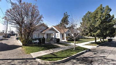 Colton Multi Family Home For Sale: 461 N 7th Street