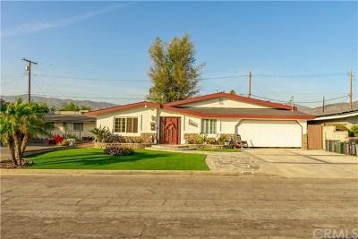 Glendora Single Family Home For Sale: 1225 E Walnut Avenue