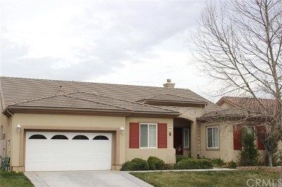 Beaumont Single Family Home For Sale: 1672 Golden Way