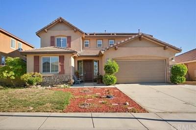 San Bernardino CA Single Family Home For Sale: $484,900