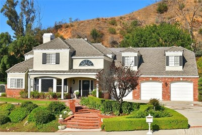 Glendora Single Family Home For Sale: 1119 Englewild Drive