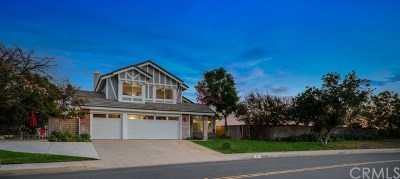 San Dimas Single Family Home For Sale: 2311 Terrebonne Avenue