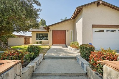Rancho Cucamonga Single Family Home For Sale: 6544 Sapphire Street