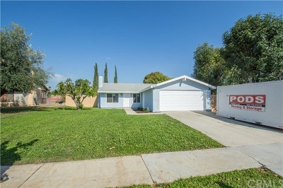 Chino Hills Single Family Home For Sale: 4048 Willow Lane