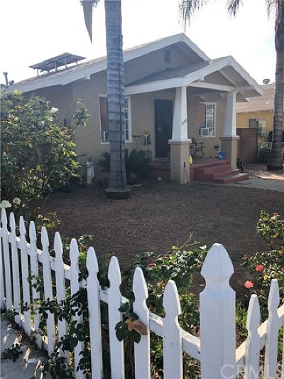 Whittier Single Family Home For Sale: 7702 Comstock Avenue