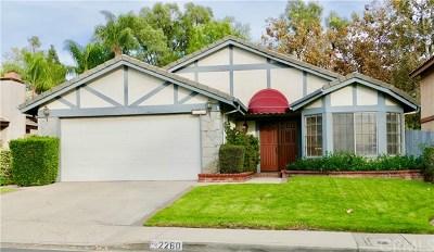 Upland Single Family Home For Sale: 2260 Verbena Avenue