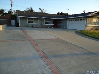 Glendora Single Family Home For Sale: 840 Essex Street