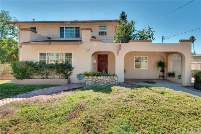 Upland CA Single Family Home For Sale: $509,000