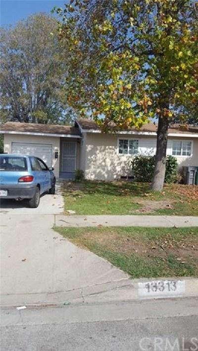 Baldwin Park Single Family Home For Sale: 13313 Demblon