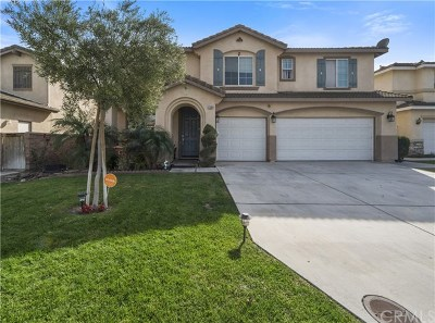 Eastvale Single Family Home For Sale: 12369 Kern River Drive