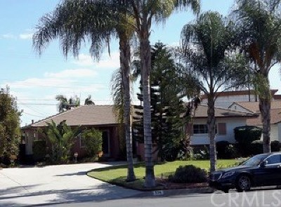 Covina Single Family Home For Sale: 538 S Edenfield Avenue