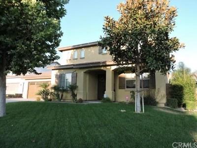Eastvale Single Family Home For Sale: 6222 Mulan Street
