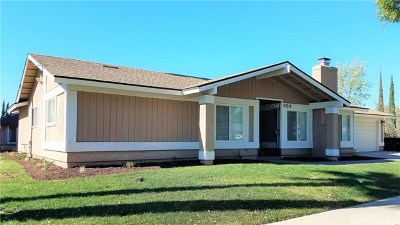 Rialto Single Family Home For Sale: 694 N Eucalyptus Avenue