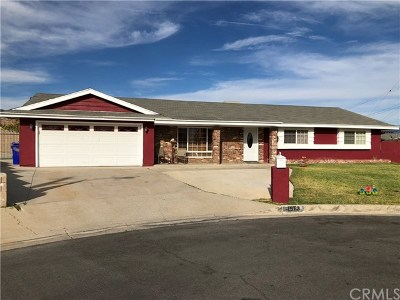 Rialto Single Family Home For Sale: 1973 N Oakdale Avenue