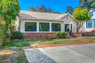 South Pasadena Single Family Home For Sale: 311 Fremont Avenue
