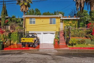 Inglewood Single Family Home For Sale: 411 Warren Lane