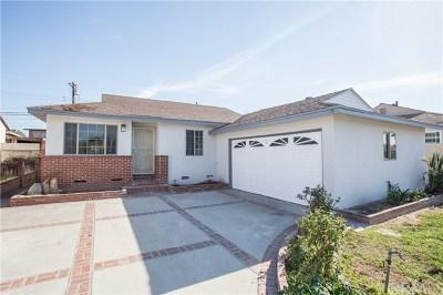 La Puente Single Family Home For Sale: 634 Sandsprings Drive