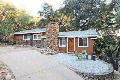 Claremont Single Family Home For Sale: 4840 Palmer Canyon Road