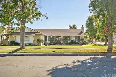 Upland Single Family Home For Sale: 1088 Cedar Court