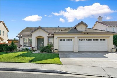 Eastvale Single Family Home For Sale: 13529 Laurel Court