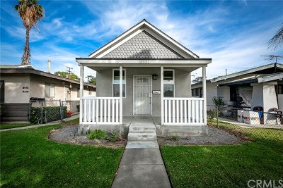 Chino Single Family Home For Sale: 13031 6th Street