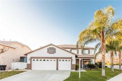 Fontana Single Family Home For Sale: 15060 Grays Peak Avenue