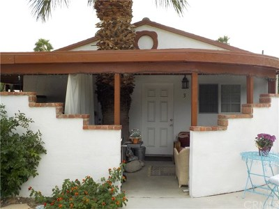 Palm Springs Multi Family Home For Sale: 272 W Via Olivera
