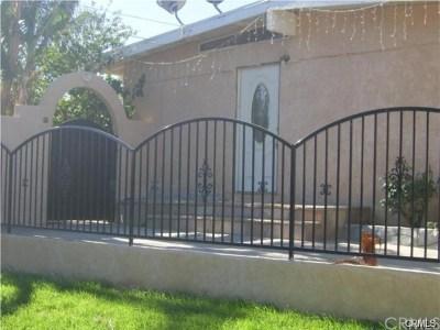 Riverside Single Family Home For Sale: 6482 Villa Vista Drive