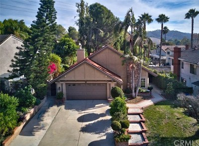 Phillips Ranch Single Family Home For Sale: 22 Canyon Rim Road