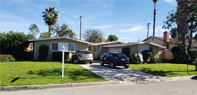 West Covina Single Family Home For Sale: 910 S Fircroft Street
