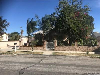Rialto Single Family Home For Sale: 237 N Olive Avenue