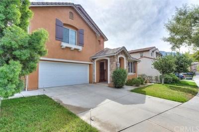 Corona Single Family Home For Sale: 10877 Cameron Court