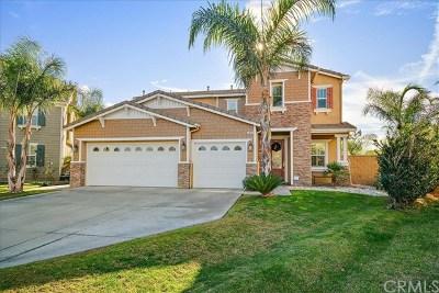 Fontana Single Family Home For Sale: 6074 Jepson Court