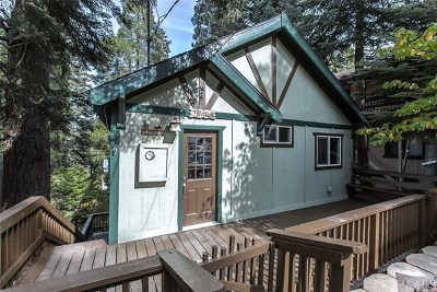 Lake Arrowhead Single Family Home For Sale: 721 Ivy Lane