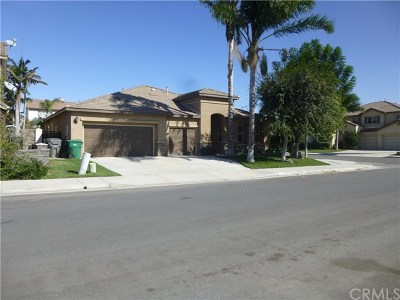 Eastvale Single Family Home For Sale: 13554 Nectarine Avenue