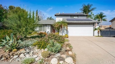 Upland Single Family Home For Sale: 1163 Ohara Court