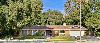 Glendora Single Family Home For Sale: 390 Catherine Park Drive