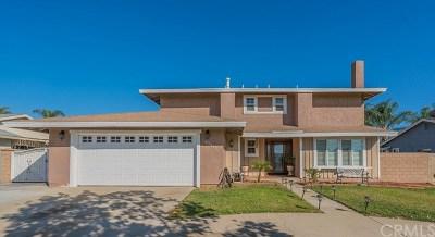 Chino Single Family Home For Sale: 13035 Benson Avenue