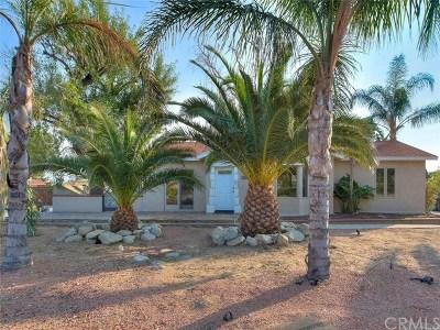 Rancho Cucamonga Single Family Home For Sale: 13203 Miller Avenue