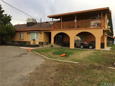 Modesto Single Family Home For Sale: 4851 Claribel Road