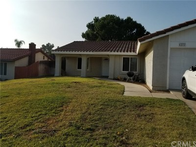 San Bernardino Single Family Home For Sale: 6272 Robin Lane
