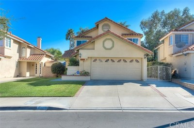Chino Hills Single Family Home For Sale: 15495 Oakflats Road