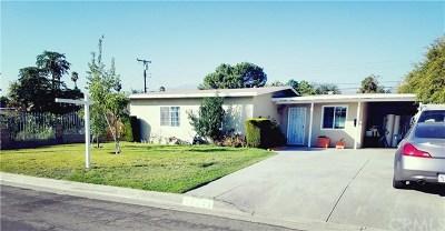 Azusa CA Single Family Home For Sale: $449,000