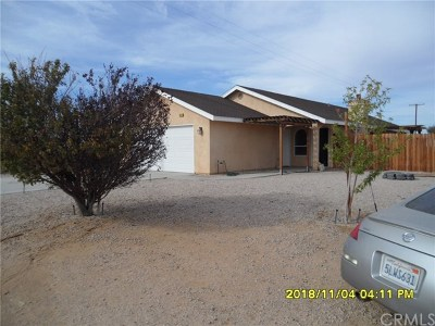 California City Single Family Home For Sale: 6541 Doolittle Place