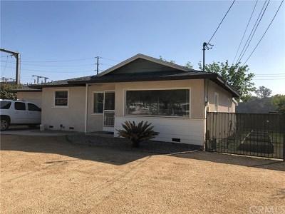 San Dimas Single Family Home For Sale: 130 W Allen Avenue