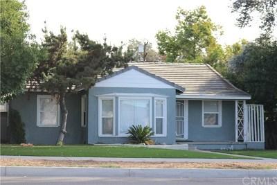 Upland Single Family Home For Sale: 702 N San Antonio