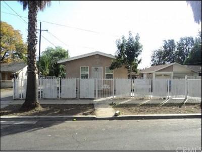 Ontario Single Family Home For Sale: 112 E Park Street