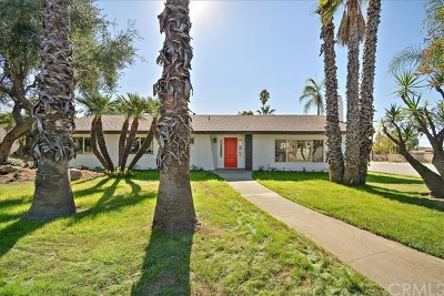 Claremont Single Family Home For Sale: 294 W Monterrey Drive