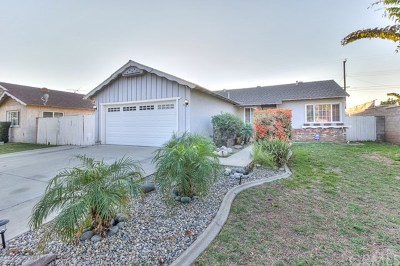 Covina Single Family Home For Sale: 1129 N Reeder Avenue